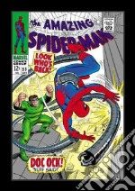Marvel Masterworks: The Amazing Spider-Man 6 libro in lingua di Lee Stan, Romita John (ILT), Heck Don (ILT), Lieber Larry (ILT)