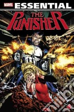Essential Punisher 4 libro in lingua di Baron Mike, Reinhold Bill (ILT), Texeira Mark (ILT), Morgan Tom (ILT), Wright Greg