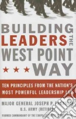 Building Leaders the West Point Way libro in lingua di Franklin Joseph P., Layden Joseph