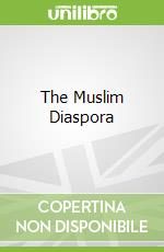 The Muslim Diaspora libro in lingua di Jenkins Everett Jr.