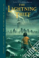 The Lightning Thief libro in lingua di Riordan Rick