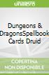 Dungeons & DragonsSpellbook Cards Druid