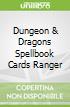 Dungeon & Dragons Spellbook Cards Ranger