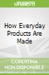 How Everyday Products Are Made