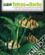 Tetras and Barbs libro in lingua di Carey Randy