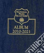 National Park Quarter Album 2010-2021 libro in lingua di Whitman Publishing (COR)