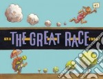 The Great Race libro in lingua di O'Malley Kevin