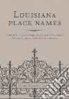 Louisiana Place Names