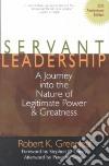 Servant Leadership libro str
