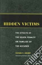 Hidden Victims libro in lingua di Sharp Susan F.