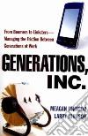 Generations, Inc. libro str