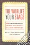 The World's Your Stage libro str