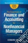The Essentials of Finance and Accounting for Nonfinancial Managers libro str