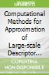 Computational Methods for Approximation of Large-scale Descriptor Systems