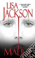 Malice libro in lingua di Jackson Lisa