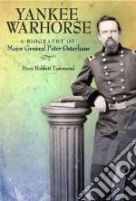 Yankee Warhorse libro in lingua di Townsend Mary Bobbitt