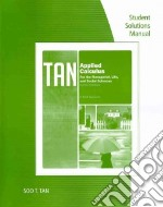 Applied Calculus for the Managerial, Life, and Social Sciences libro in lingua di Tan Soo Tang