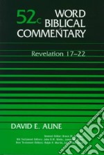 Word Biblical Commentary libro in lingua di Aune David E.