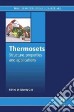Thermosets libro in lingua di Guo Quipeng (EDT)