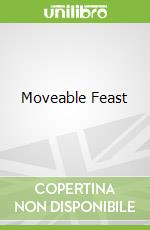 Moveable Feast libro in lingua di Ernest Hemingway