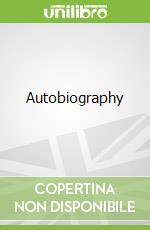 Autobiography libro in lingua di Jimmy Anderson