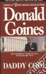 Daddy Cool libro in lingua di Goines Donald