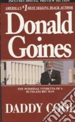 Daddy Cool libro in lingua di Goines Donald