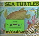 Sea Turtles libro in lingua di Gibbons Gail, Gibbons Gail (ILT), Parker Paula (NRT)