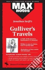 Maxnotes Gulliver's Travels libro in lingua di Research and Education Association