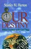 Our Destiny libro str