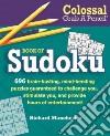 Colossal Grab a Pencil Book of Sudoku