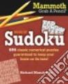 Mammoth Grab a Pencil Book of Sudoku