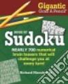 Gigantic Grab A Pencil Book of Sudoku