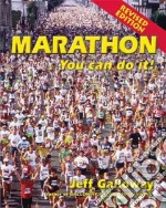 Marathon libro in lingua di Galloway Jeff