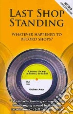 Last Shop Standing libro in lingua di Jones Graham