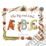 The Big and Little ABC libro in lingua di Griffin Sandra Ure, Griffin Sandra Ure (ILT)