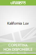 Kalifornia Luv libro in lingua di Johnson Clifford