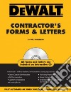 DeWalt Contractor's Forms & Letters