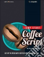 Jump Start Coffeescript libro in lingua di Tomasi Ricardo