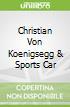 Christian Von Koenigsegg & Sports Car