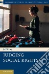 Judging Social Rights