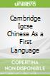 Cambridge Igcse Chinese As a First Language