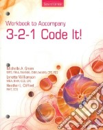 3-2-1 Code It! libro in lingua di Green Michelle A., Williamson Lynette M., Clifford Heather L.