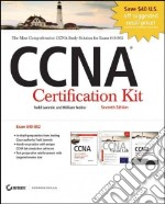 CCNA Cisco Certified Network Associate Certification Kit (640-802) libro in lingua di Lammle Todd