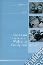 Youth Civic Development libro in lingua di Flanagan Constance A. (EDT), Christens Brian D. (EDT)