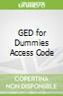 GED for Dummies Access Code