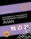 Blackwell's Five-Minute Veterinary Consult libro str