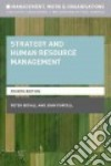 Strategy and Human Resource Management libro str