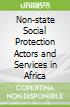 Non-state Social Protection Actors and Services in Africa
