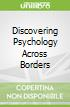 Discovering Psychology Across Borders